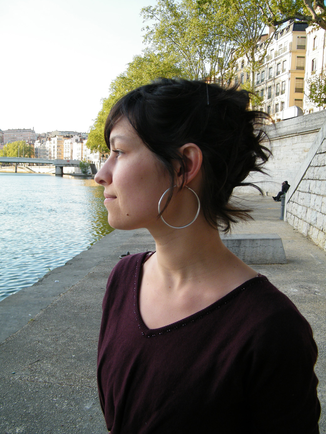 Portrait Pauline